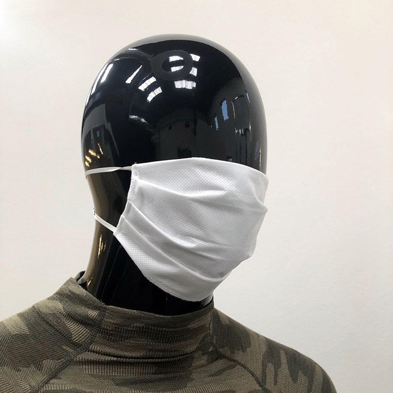 mascherina protettiva COVID19 bianca